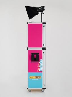Fotobox mit Drucker DNP DS 620