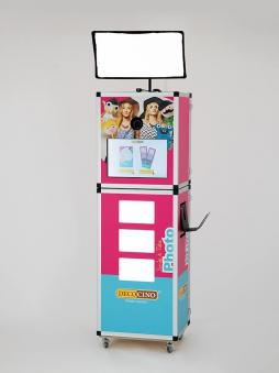 Fotobox kaufen mit Hensel Studioblitz